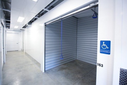 Self Storage of Spokane indoor unit