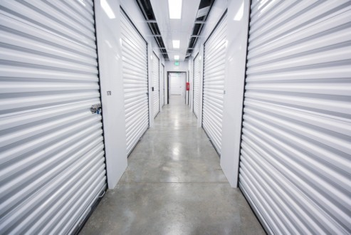 Self Storage of Spokane North Market climate control